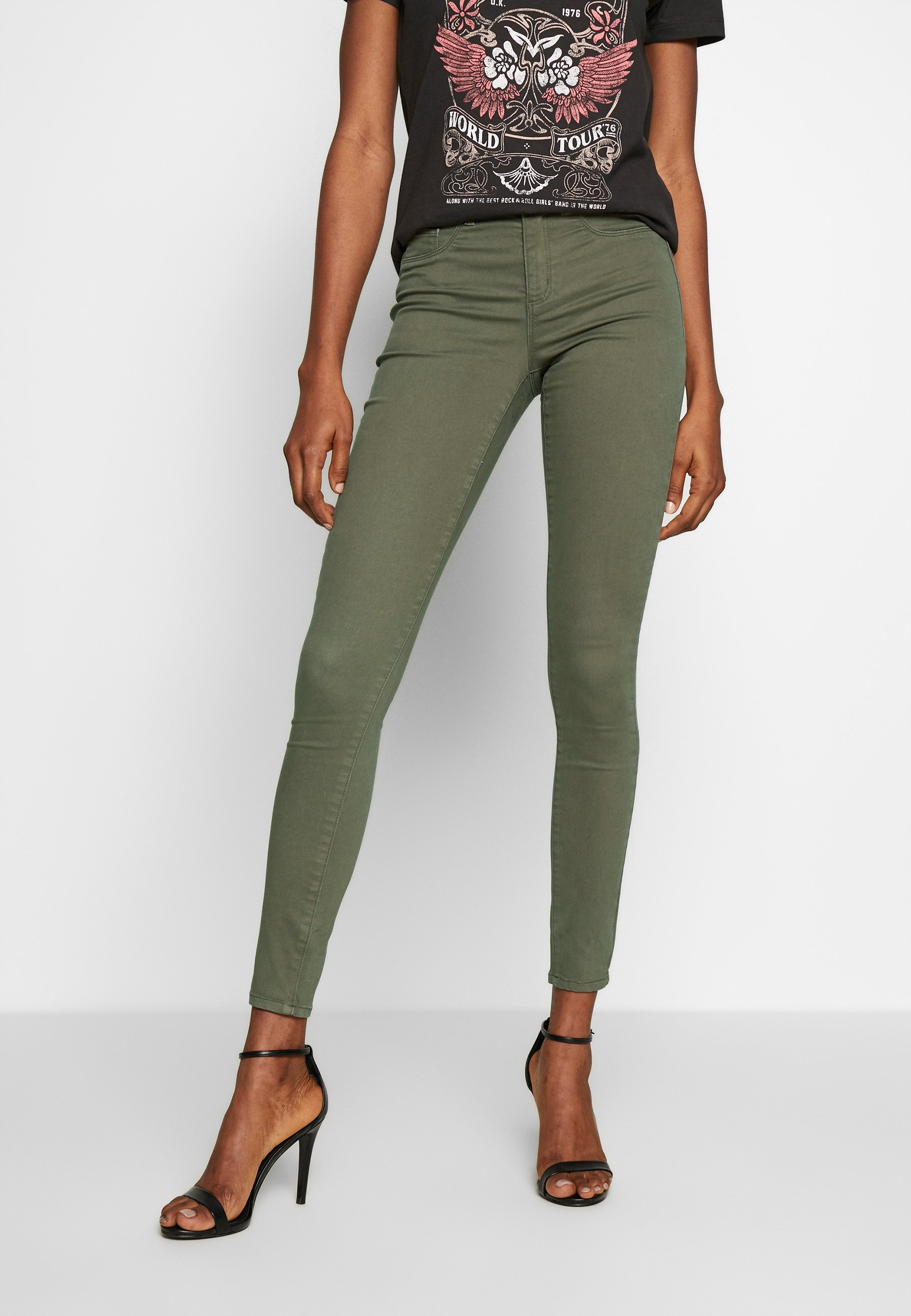Women ONLMIRINDA BASIC PANT - Jeans Skinny Fit