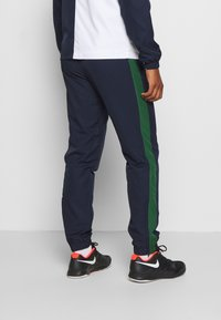 Lacoste Sport - SET - Dres - navy blue/white/green/wasp - 4