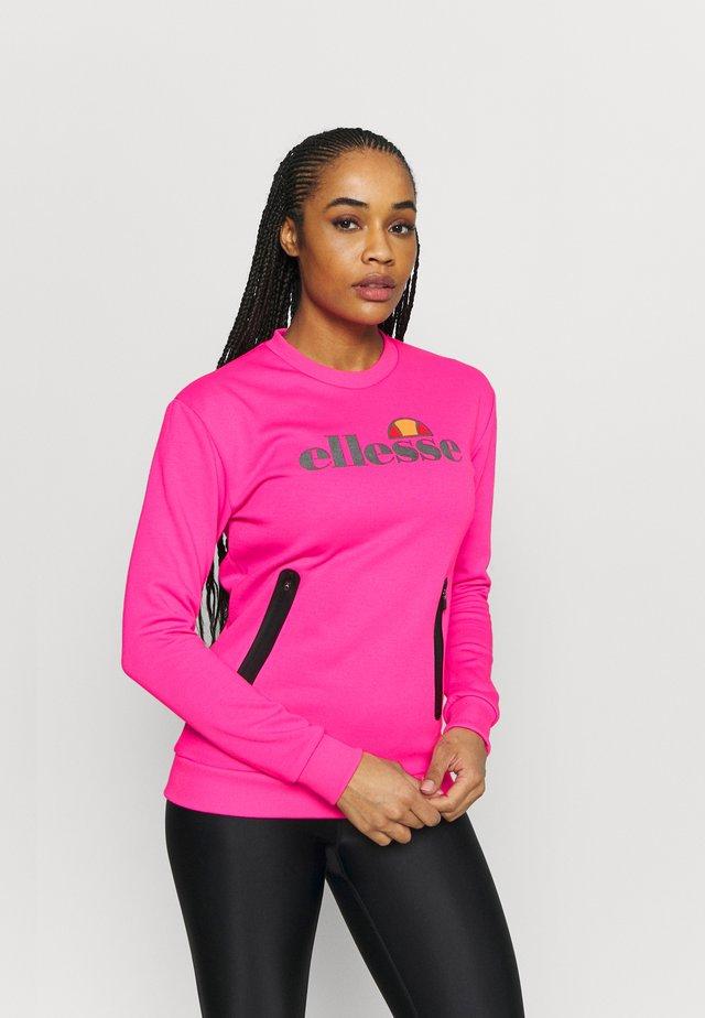 ORCIA - Sweatshirt - neon pink