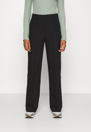 ENSMITH PANTS  - Trousers - black