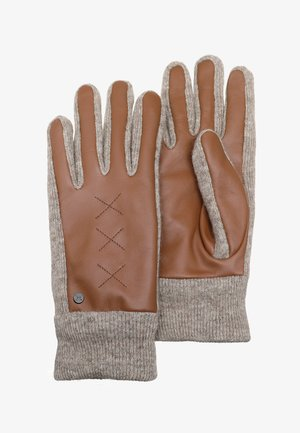 SMILLA - Gloves - caramel
