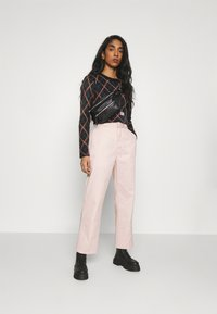 Dickies - ELIZAVILLE - Trousers - light pink - 1