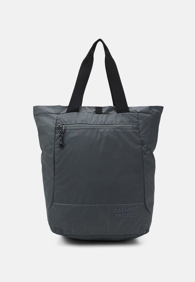 LIGHT TOTE BAG & BACKPACK - Shopper - grey