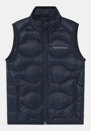 HELIUM UNISEX - Bodywarmer - blue shadow