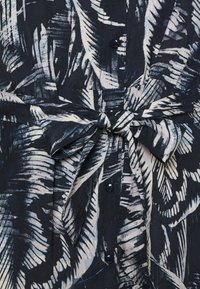 Kaffe Curve - VALENTIN DRESS - Shirt dress - blue - 4
