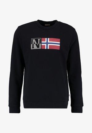 BENOS CREW - Sweater - black