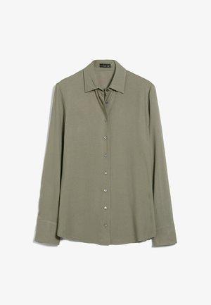 M-CARRYS - Button-down blouse - grün