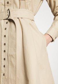 WEEKEND MaxMara - FALCO - Shirt dress - honey - 5