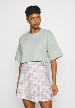 JOANNA SHORT SLEEVE - Print T-shirt - mint