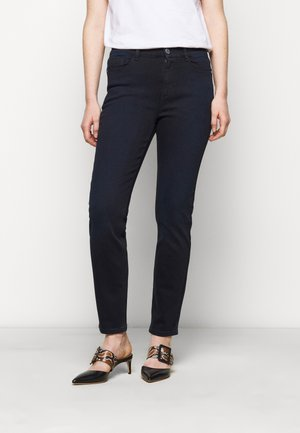 Slim fit jeans - black blue