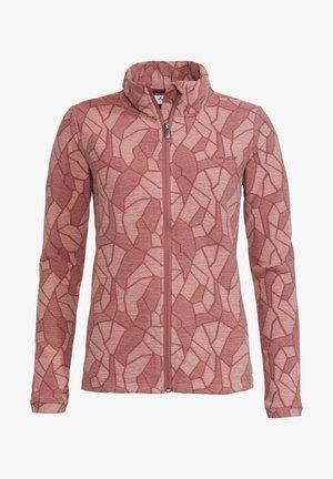 LIMFORD  - Fleece jacket - dusty rose
