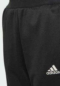 adidas Performance - XFG 3-STRIPES TRACKSUIT - Tracksuit - black - 7