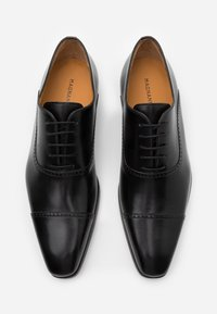 Magnanni - Stringate eleganti - black - 3