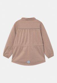Wheat - GILDA UNISEX - Soft shell jacket - fawn melange - 2