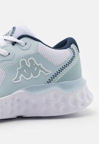 Kappa - ZIBO - Sports shoes - white/ice - 5