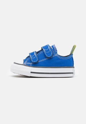 CHUCK TAYLOR ALL STAR HIKING HEEL UNISEX - Sneakers laag - game royal/storm wind/amarillo