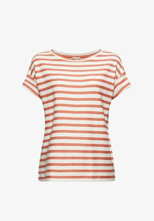 COO STRIPE - Print T-shirt - blush