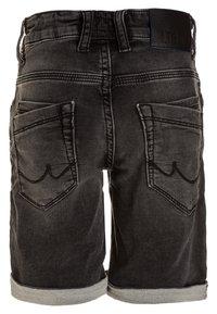 LTB - ANDERS  - Denim shorts - grey cloud wash - 1
