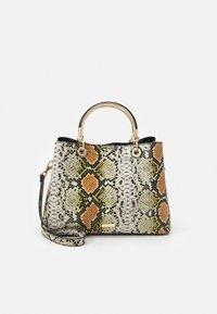 SURGOINE - Handbag - lime
