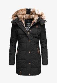 Marikoo - LIEBLINGS - Winter coat - black - 0
