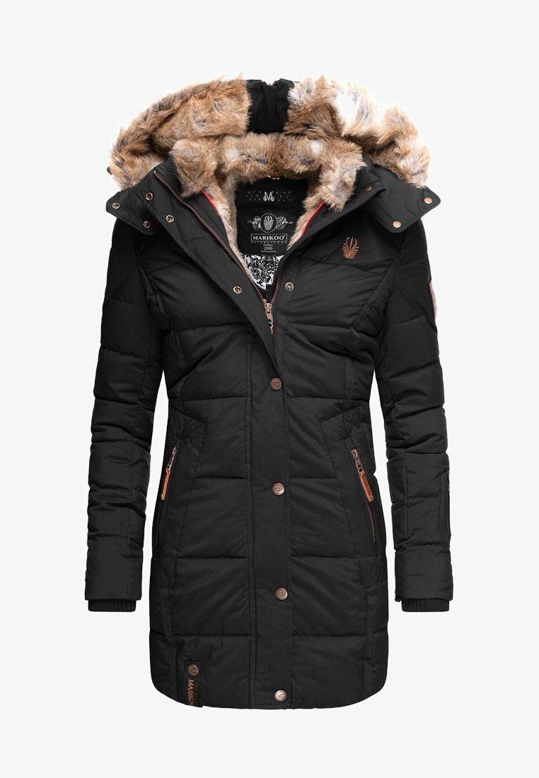 Marikoo - LIEBLINGS - Winter coat - black