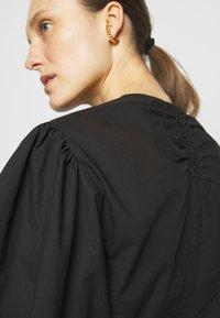 Proenza Schouler White Label - PEPLUM - Blouse - black - 6