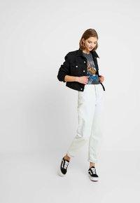 Topshop - IRON MAIDEN - Camiseta estampada - black - 1
