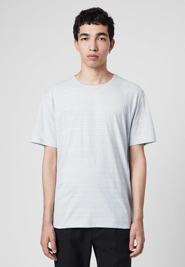 ALDWIN - T-shirts print - blue