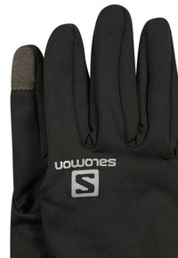 Salomon - AGILE WARM GLOVE - Guanti - black - 3