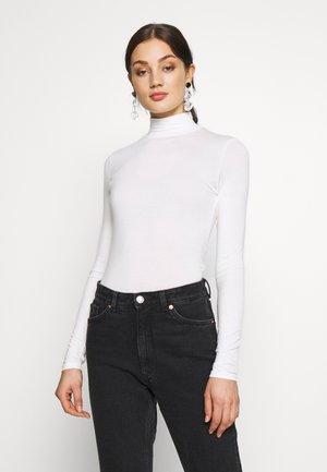 DORSIA - Camiseta de manga larga - offwhite