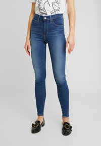 Levi's® - 720 HIRISE SUPER SKINNY - Jeans Skinny Fit - love ride - 0