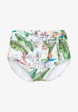 LILIAN BEACH - Bikini bottoms - light aqua green