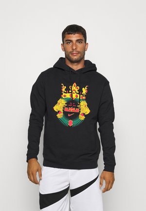 LEBRON JAMES HOODIE  - Sweatshirt - black