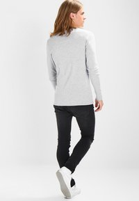G-Star - BASE 1-PACK  - Long sleeved top - grey heather - 2