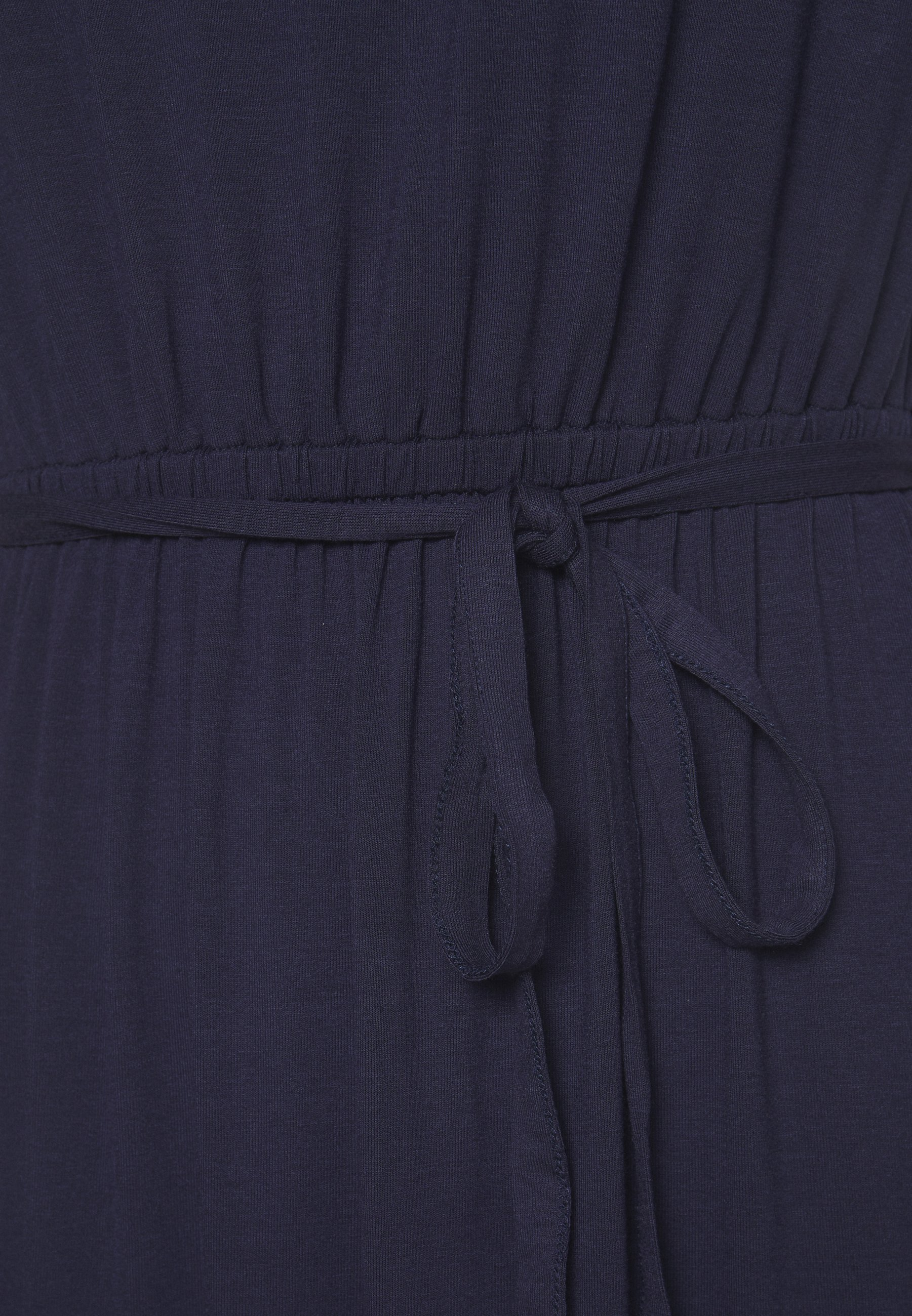 Dorothy Perkins COBALT PLAIN ROLL SLEEVE - Maxikjole - cobalt