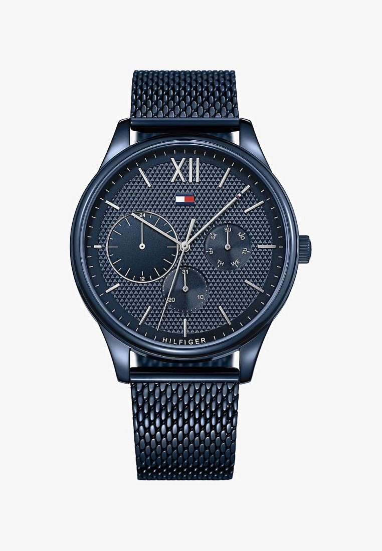 Tommy Hilfiger - SOPHISTICATED SPORT  - Watch - blue