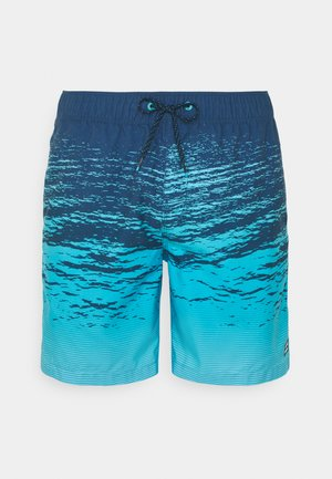 RIPPLE - Shorts da mare - blue