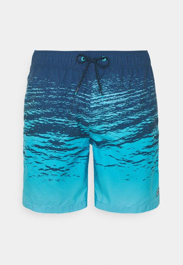 RIPPLE - Shorts da mare - blue