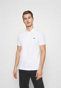 Lacoste - SLIM FIT PH1848 - Polo - blanc - 0
