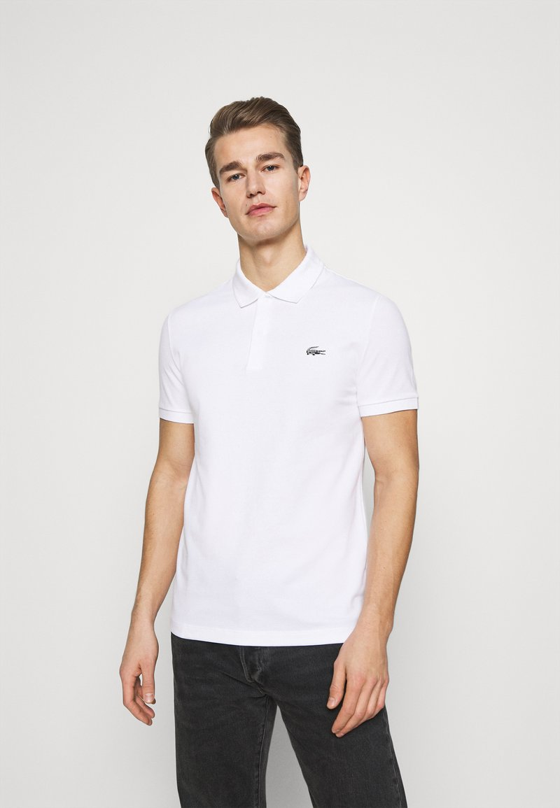 Lacoste - SLIM FIT PH1848 - Polo - blanc