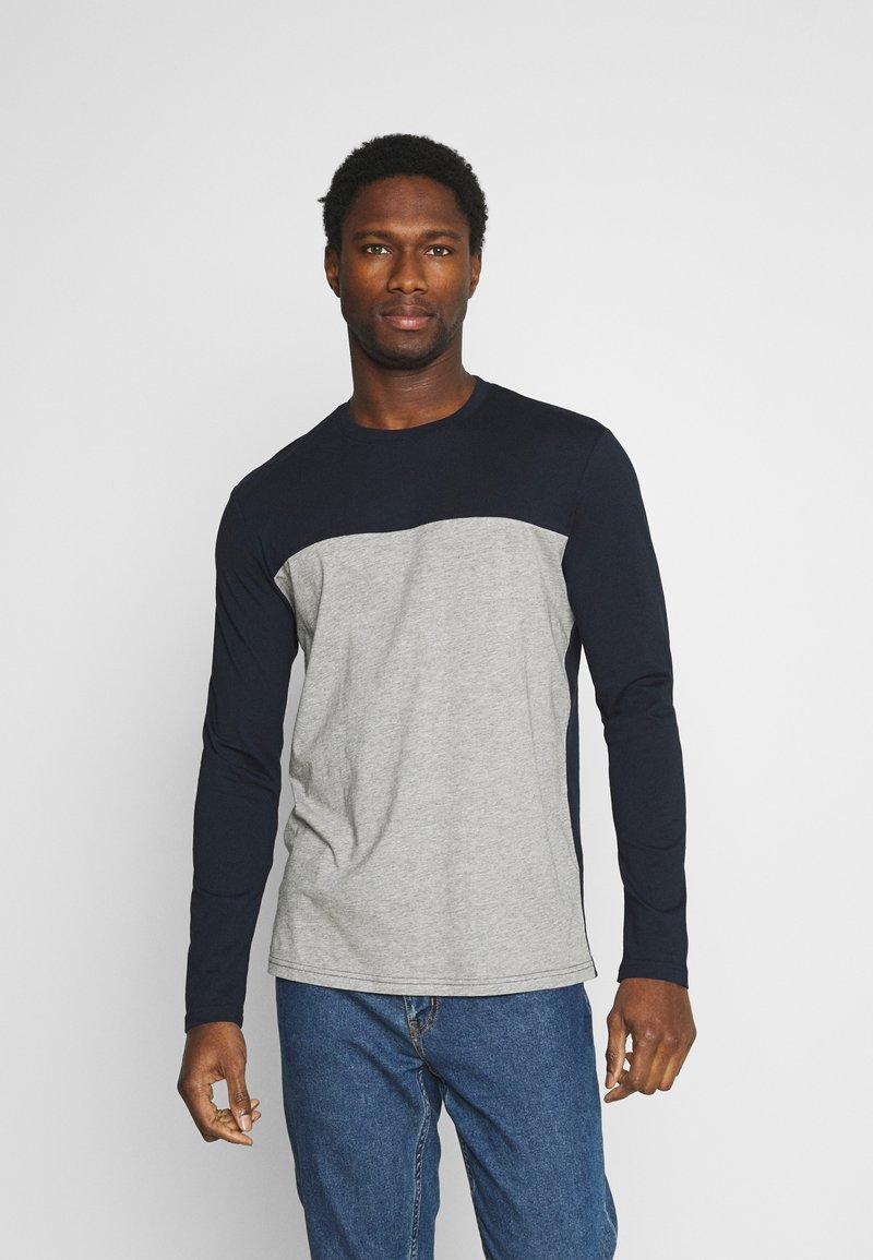 Pier One - Long sleeved top - dark blue