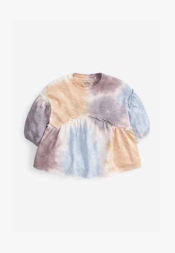 Long sleeved top - multi-coloured