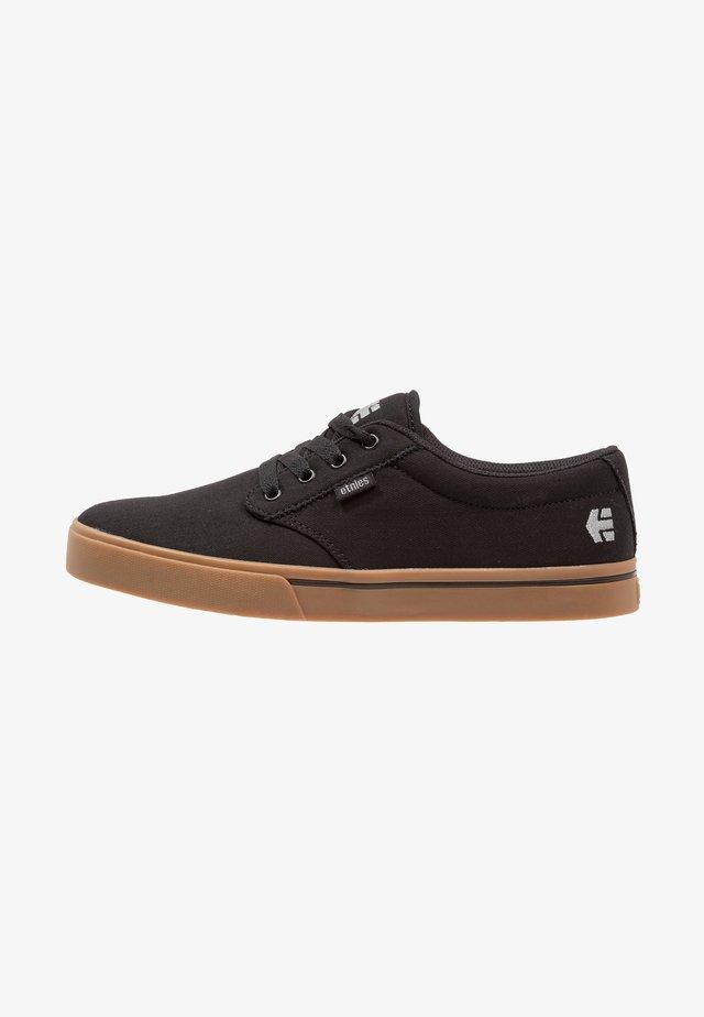 JAMESON ECO - Skate shoes - black/silver