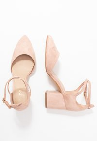 ALDO Wide Fit - BROOKSHEAR WIDE FIT - Decolleté - light pink - 3