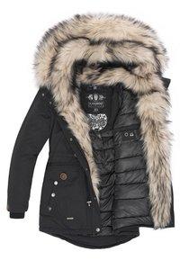 Navahoo - SWEETY - Winter coat - black - 4