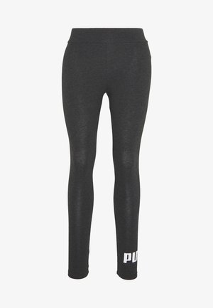 ESS LOGO LEGGINGS - Leggings - dark gray heather