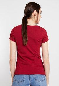 Anna Field - T-shirts print - red - 2