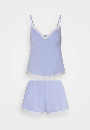 REST SET - Pyjama set - blue