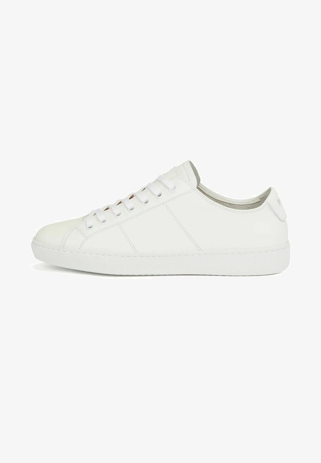 OLGA LACEUP-UNLINED - Sneakers laag - white