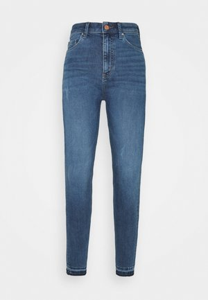 CARRIE - Vaqueros pitillo - blue denim